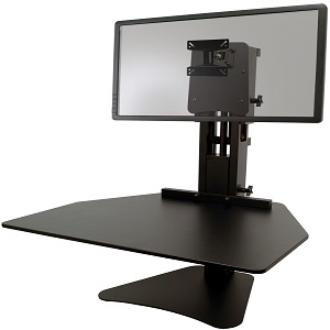 Victor Tech Dc300 High Rise Sit Stand Desk Converter